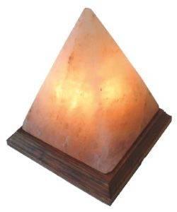 Lamparas de sal piramide