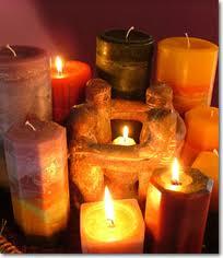 las velas y sus días