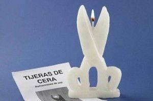tijeras blancas